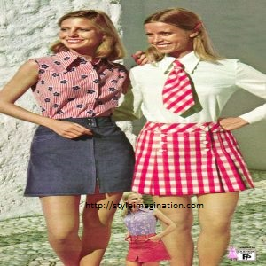 1970s Fashion History for Women and Men