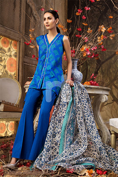 Nishat Linen Eid Collection