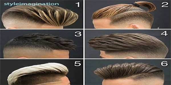 Undercut Hairstyle For Men's