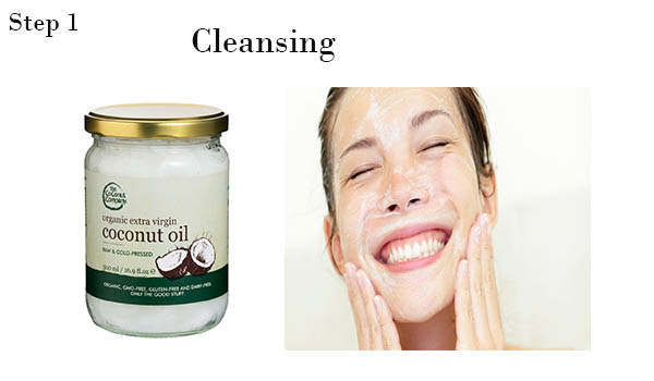how to steam face for acne at home