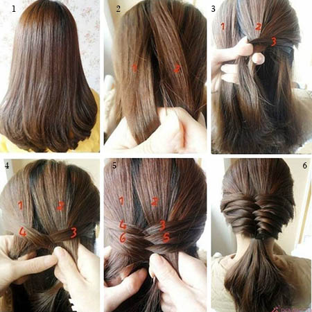 pakistani girls hairstyles